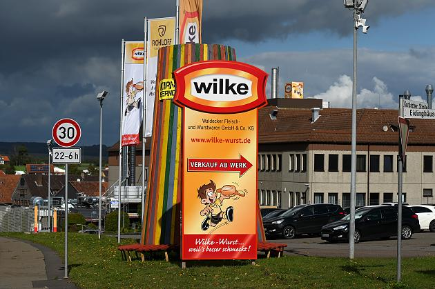 Wilke Wurst Homepage